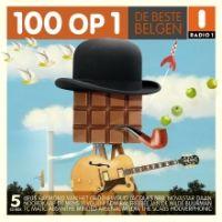 Cover  - 100 op 1 - De beste Belgen [2011]